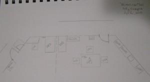 Streetcar Ground Plan
