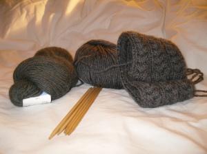 Christmas Knitting 2010
